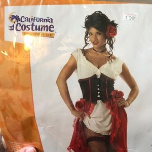 California Costumes Other - NWTCantina Gal Halloween Costume